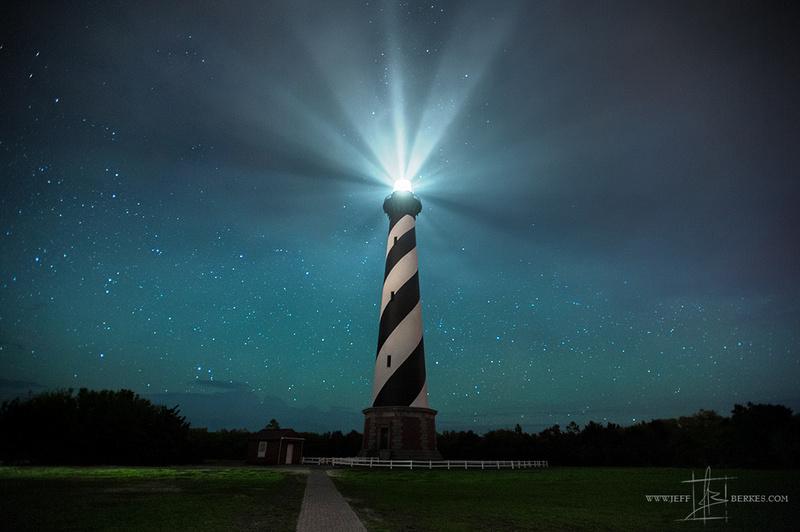 FINGER OF LIGHT