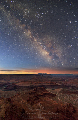 DEAD HORSE POINT | CANYONS AT TWILIGHT