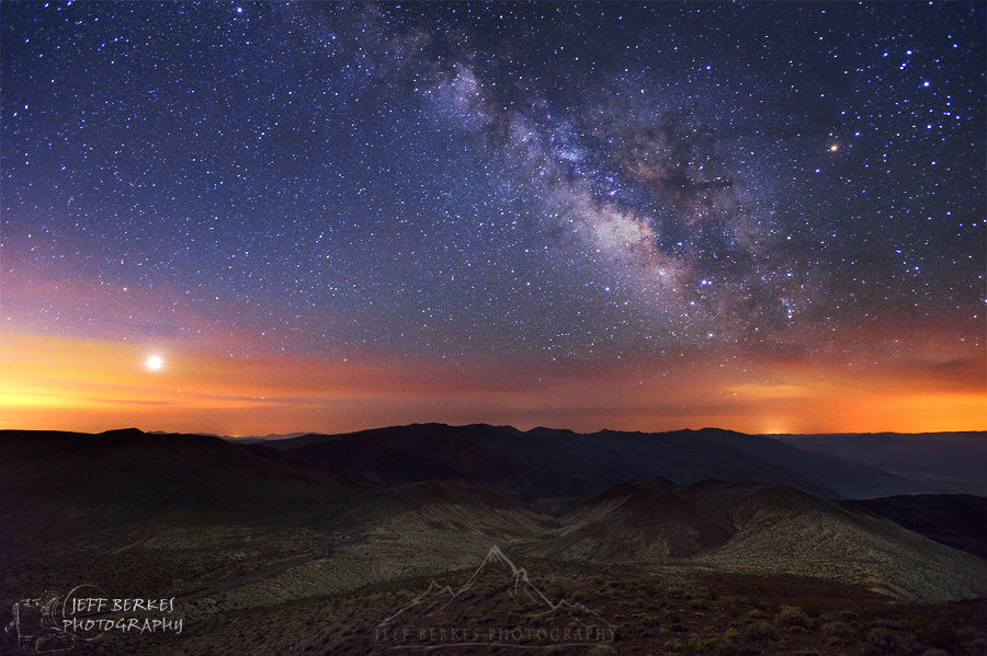 DEATH VALLEY STARSCAPE