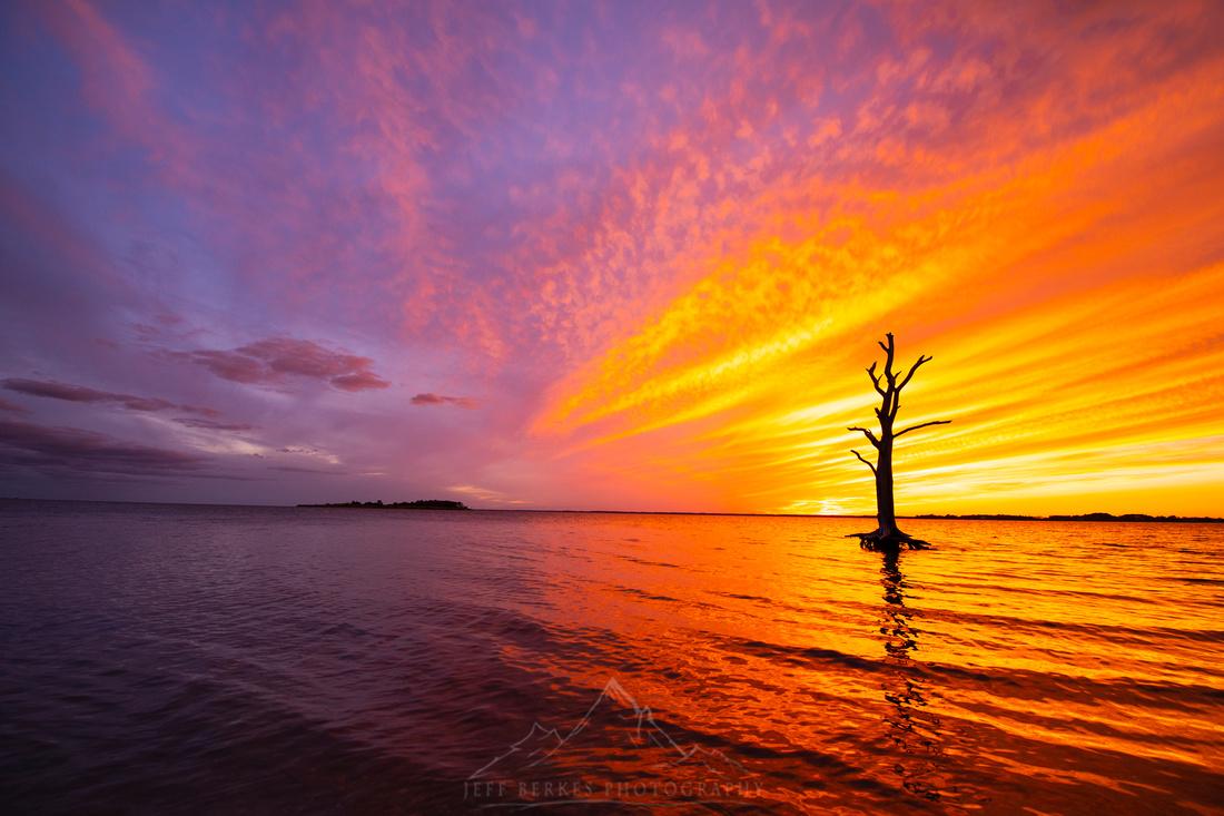 ASSATEAGUE ISLAND | SUPER SUNSET