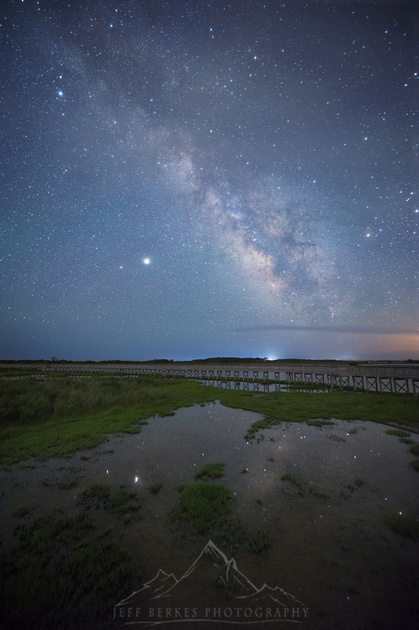 NIGHT OF THE  MARSH | ASSATEAGUE ISLAND