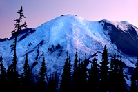 MOUNT RAINIER BLUE HUE