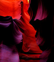 ANTELOPE CANYON - SQUARE