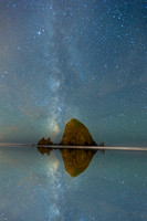 REFLECTIONS OF THE MILKY WAY