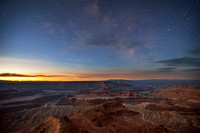 DEAD HORSE POINT  | DARKNESS AT DAWN