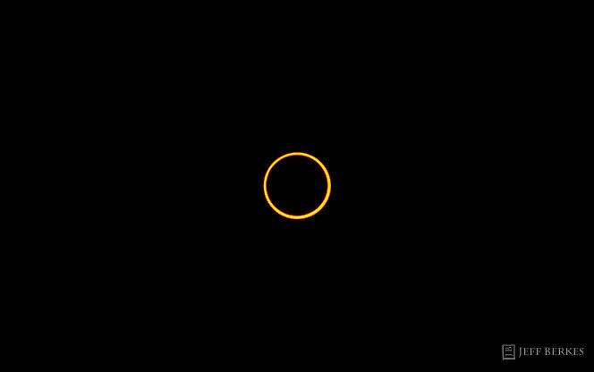 Maximum Annular Solar Eclipse