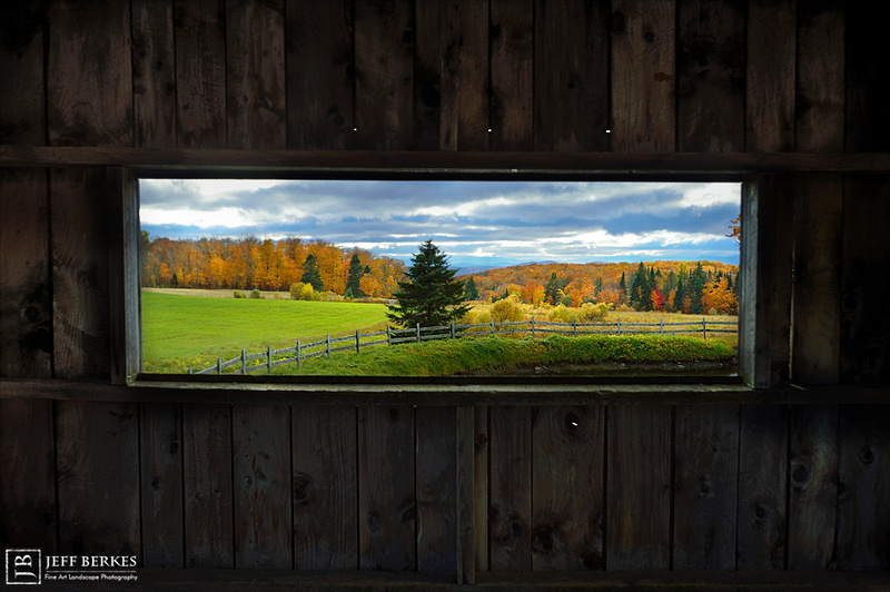 VERMONT PICTURE WINDOW
