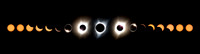 TOTAL SOLAR ECLIPSE PANORAMA 2017